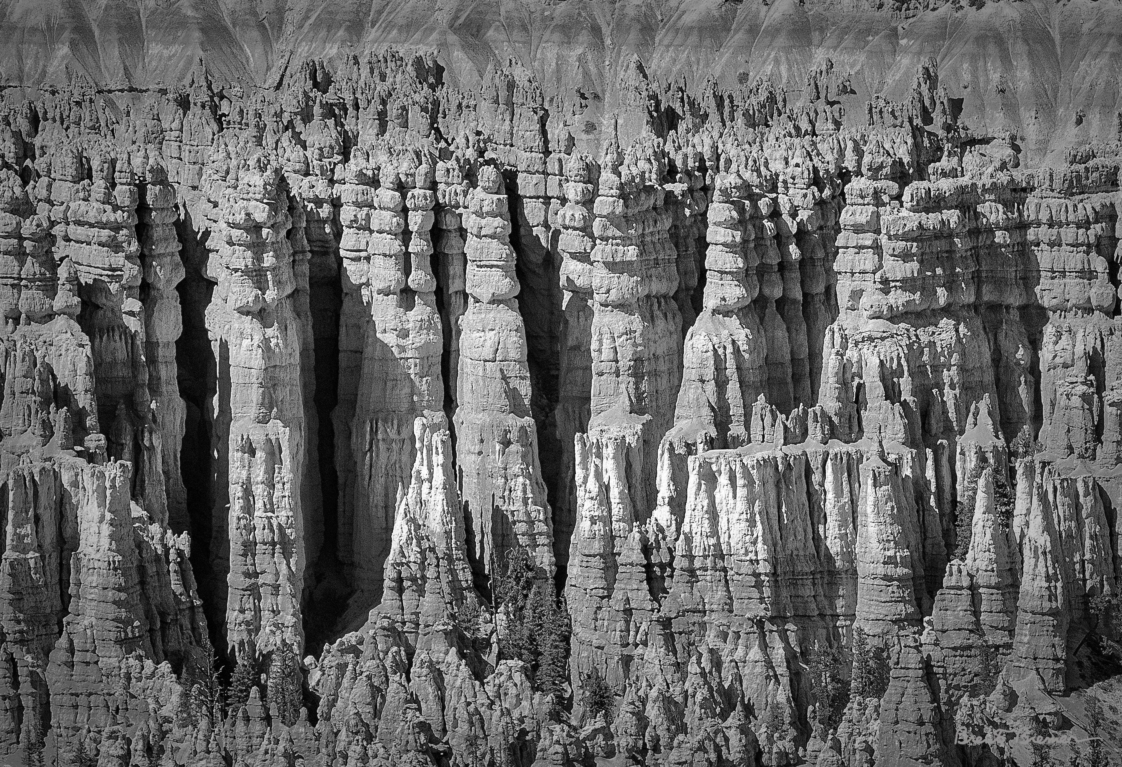 Bryce Canyon Hoodoos - Brent Bremer