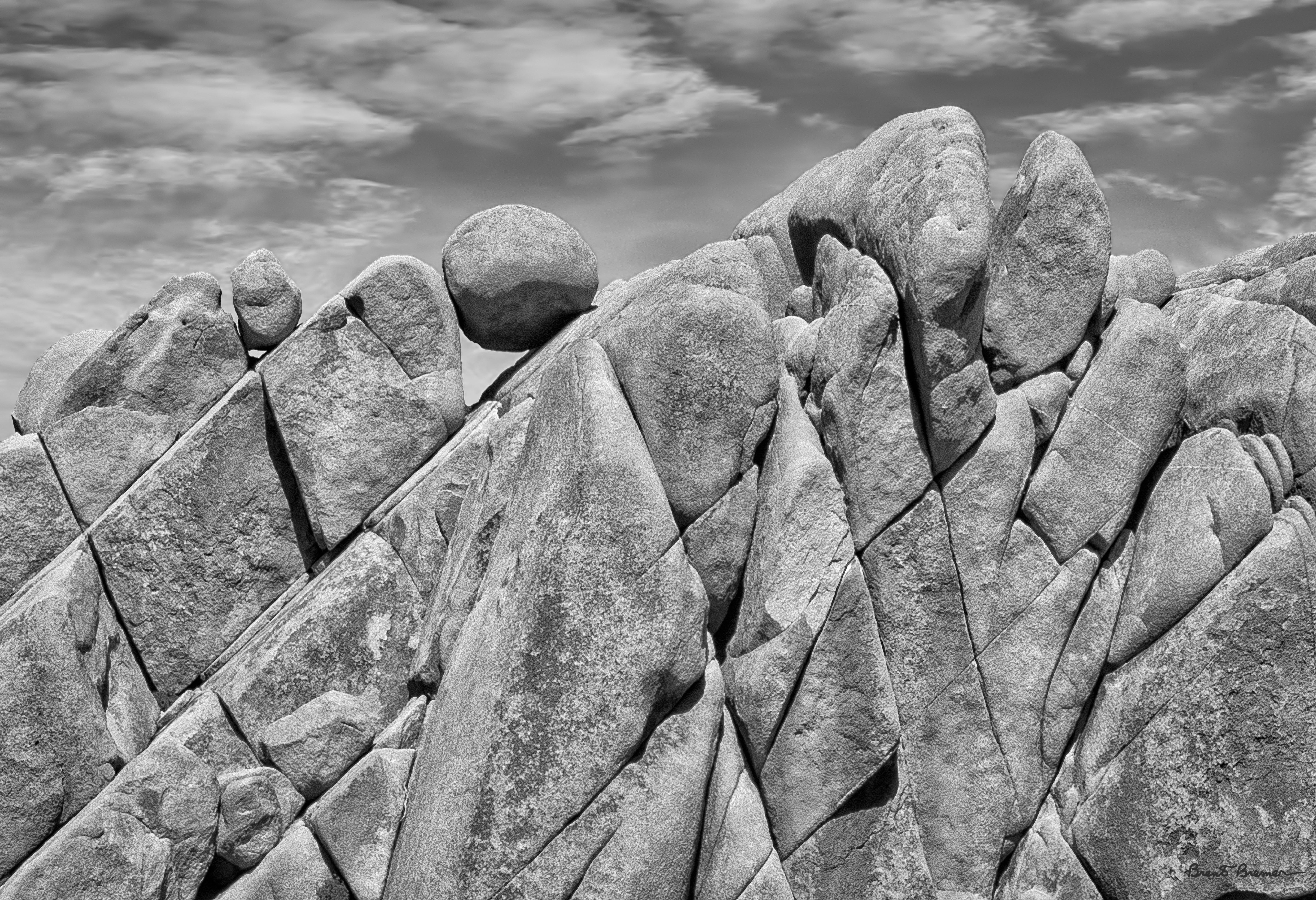 Joshua Tree Rock Formations - Brent Bremer