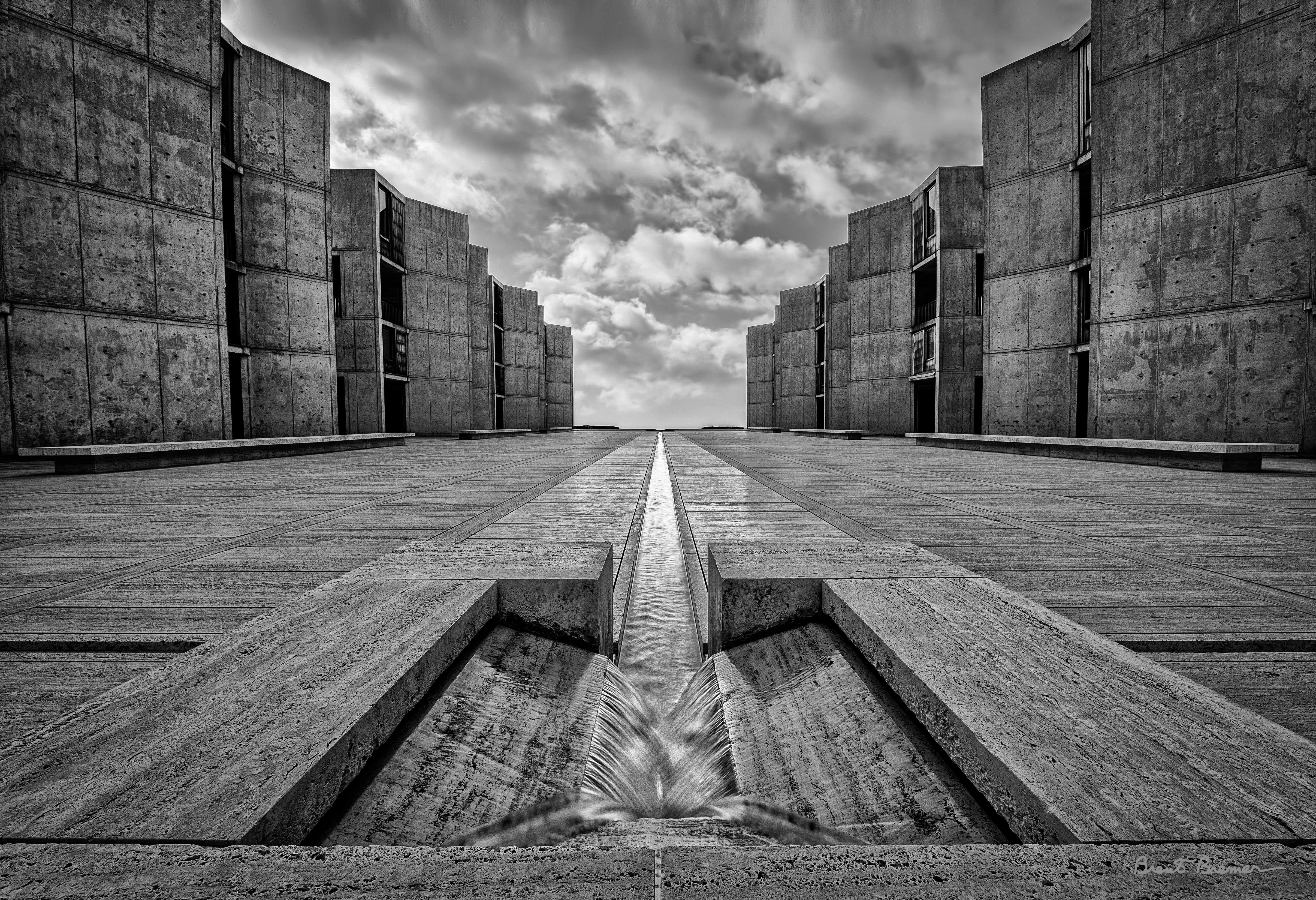 La Jolla Salk Institute- Brent Bremer