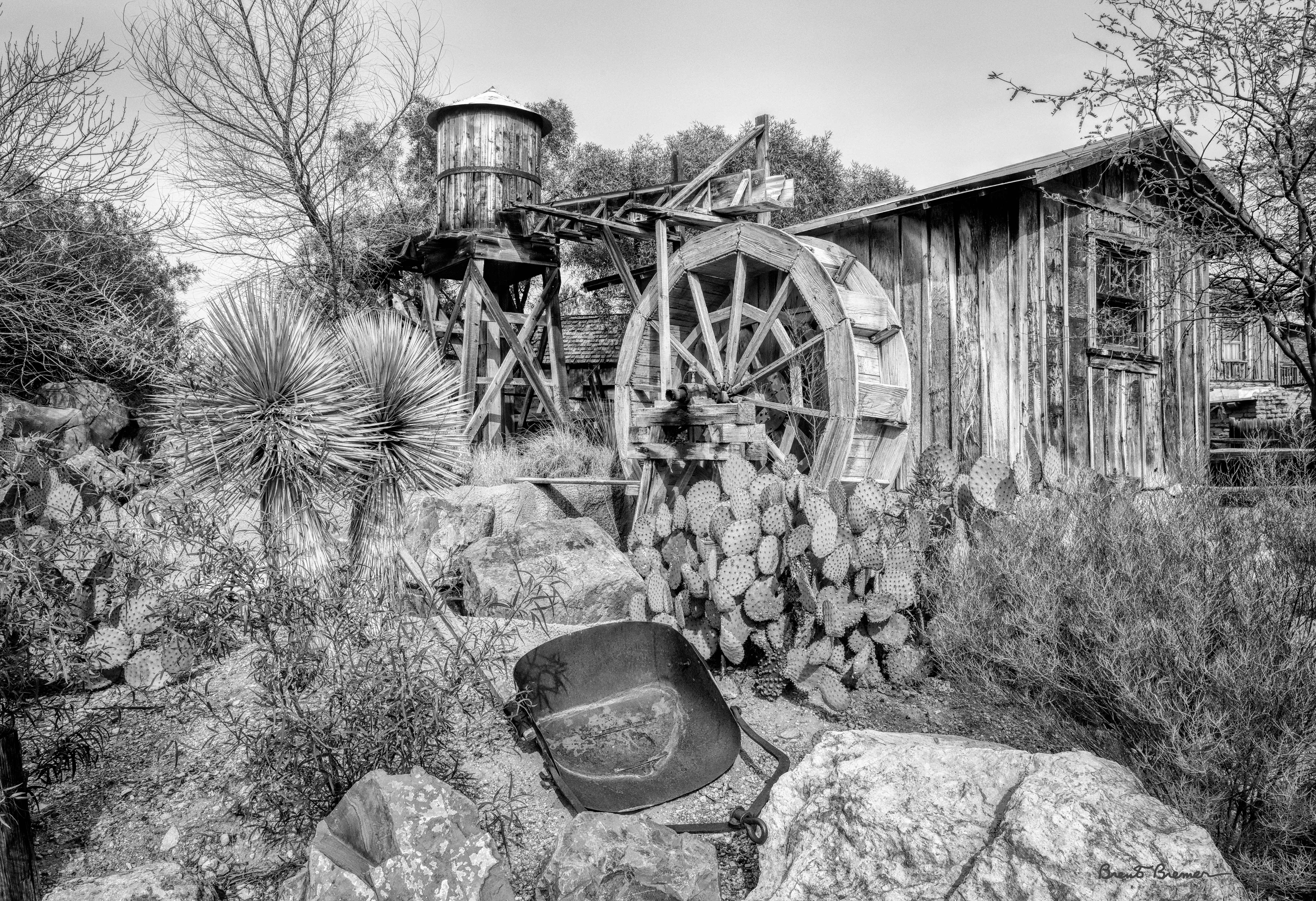 Old Tucson - Brent Bremer