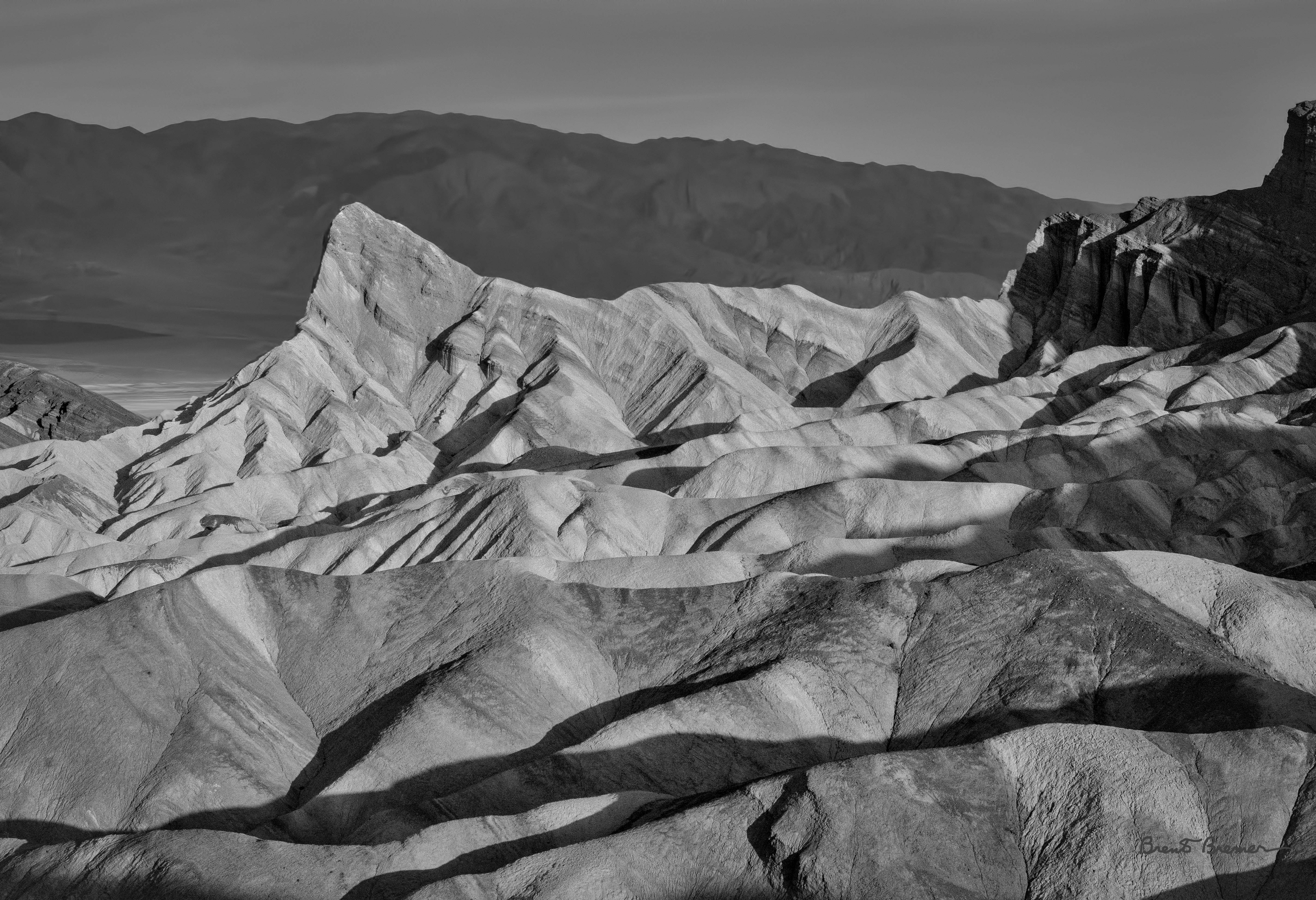 Zabriskie Point - Brent Bremer