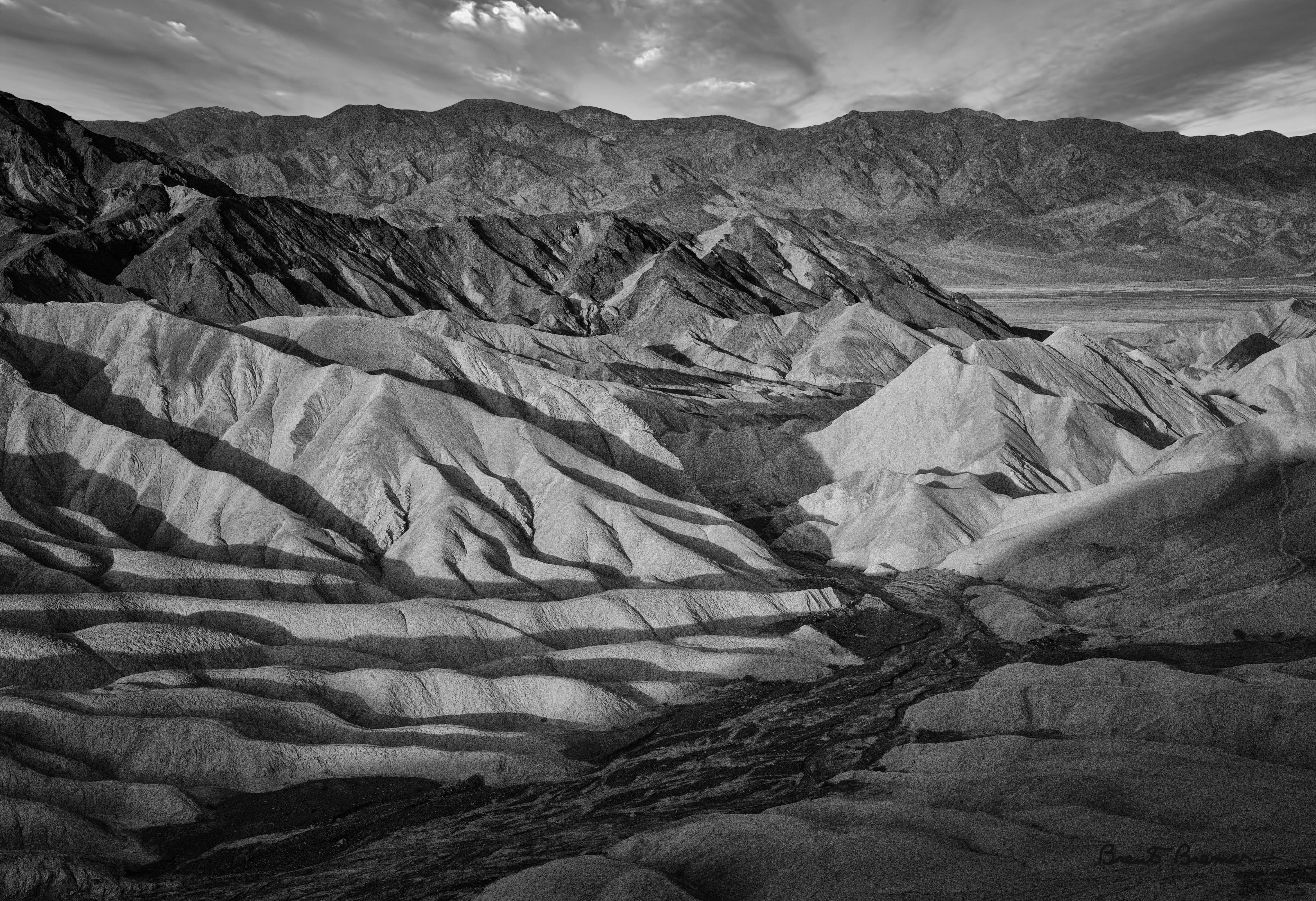 Zabriskie Point Sunrise - Brent Bremer