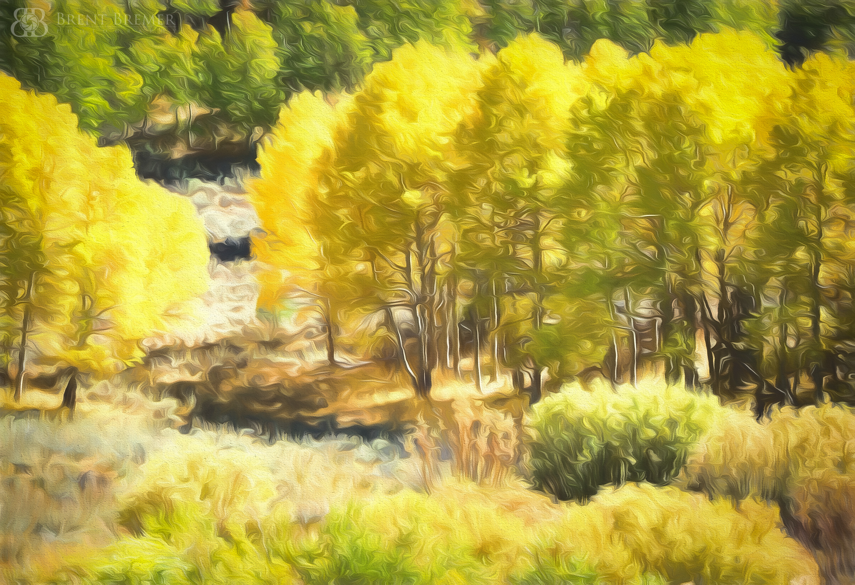 Eastern Sierra Fall Art