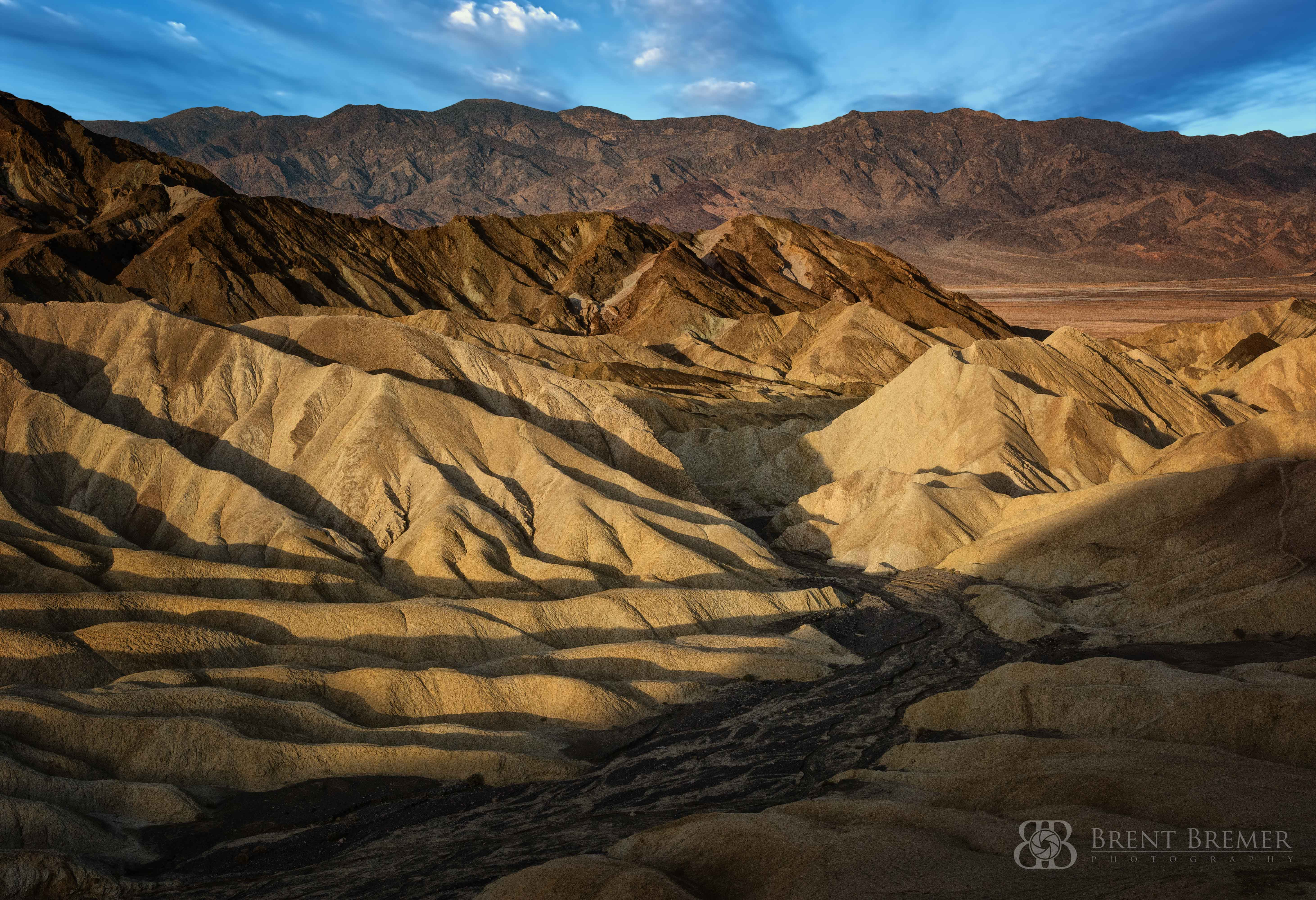 Death Valley Golden Hour