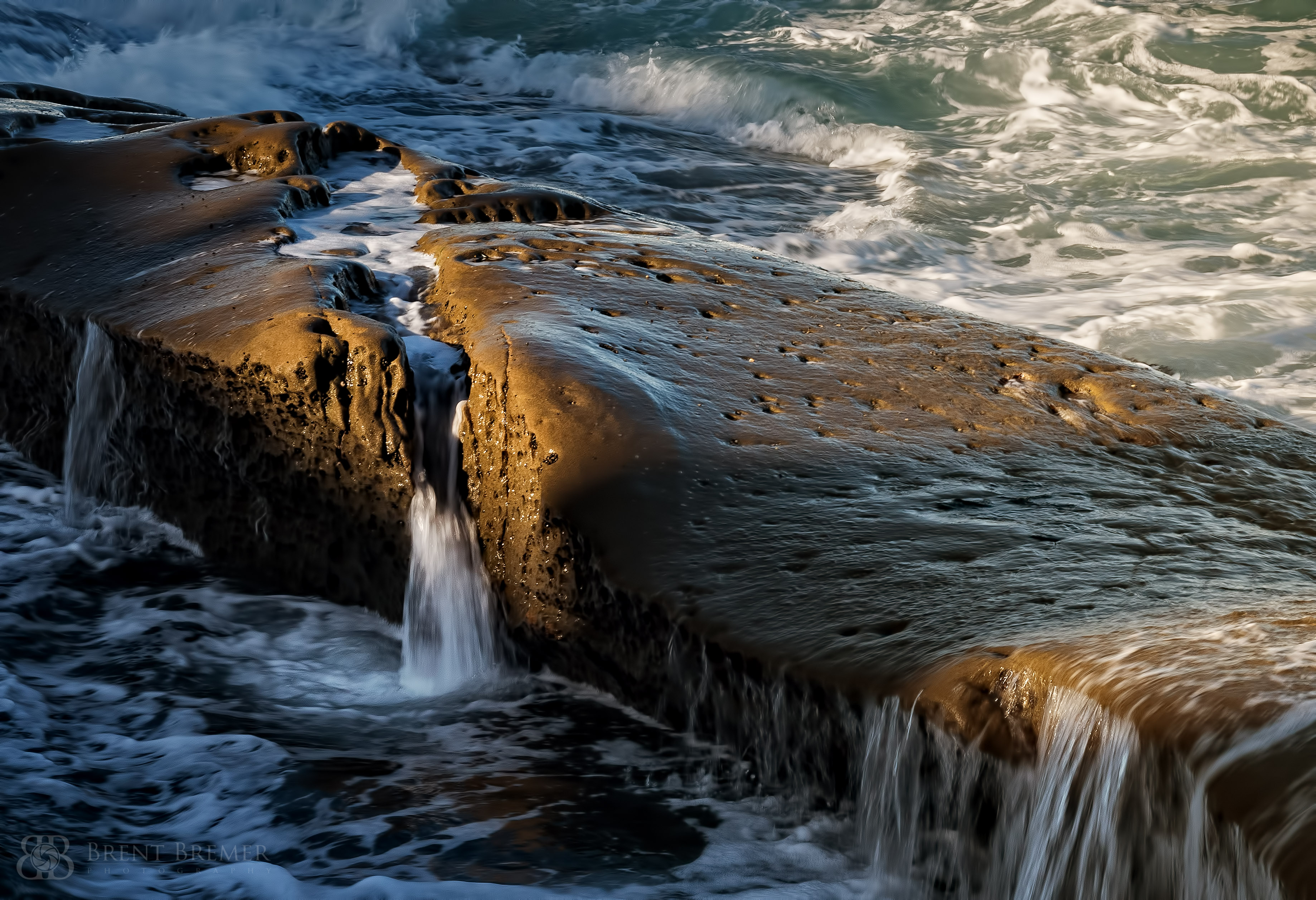 La Jolla Sunlit Rock