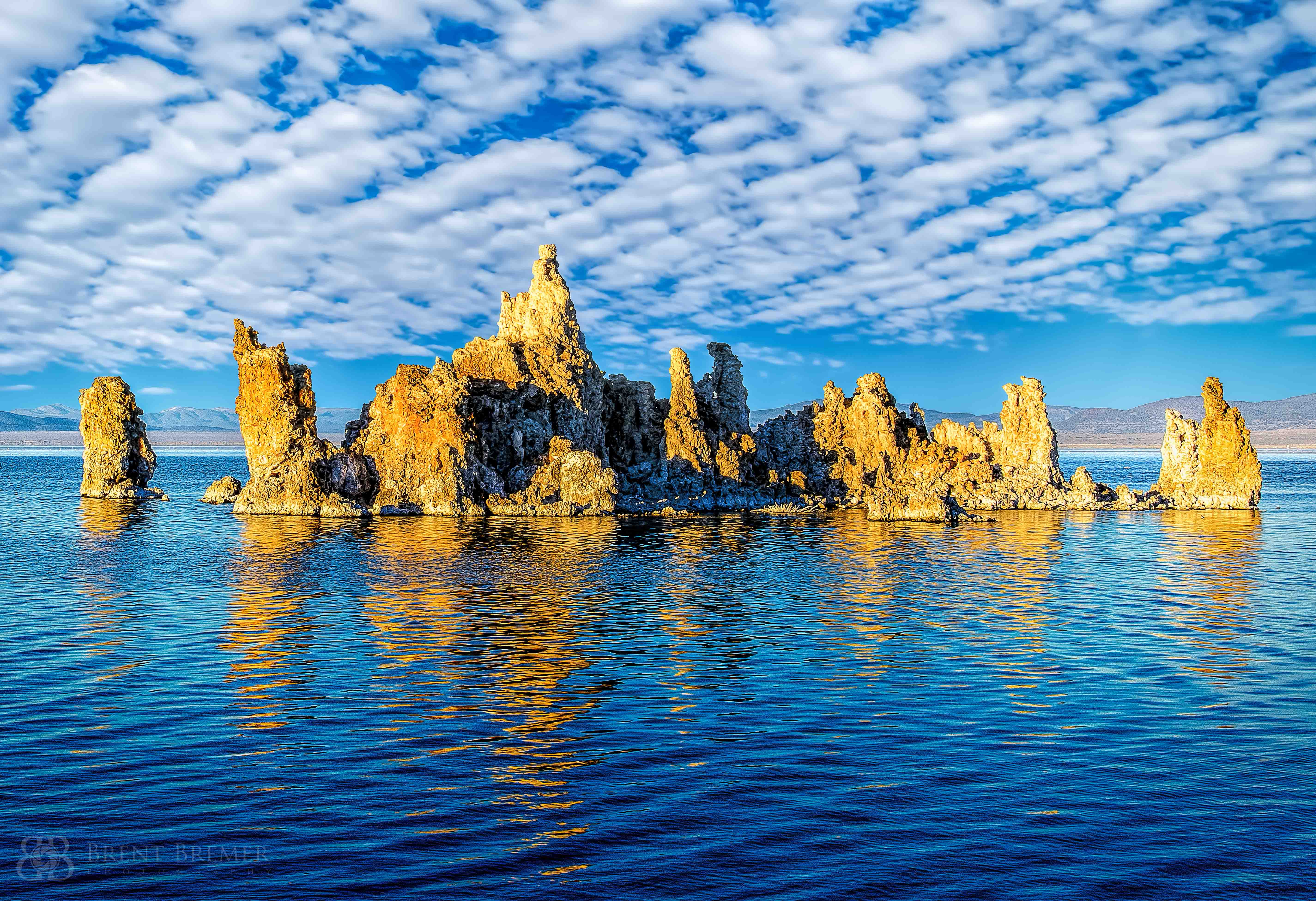 Mono Lake Tufa Formation