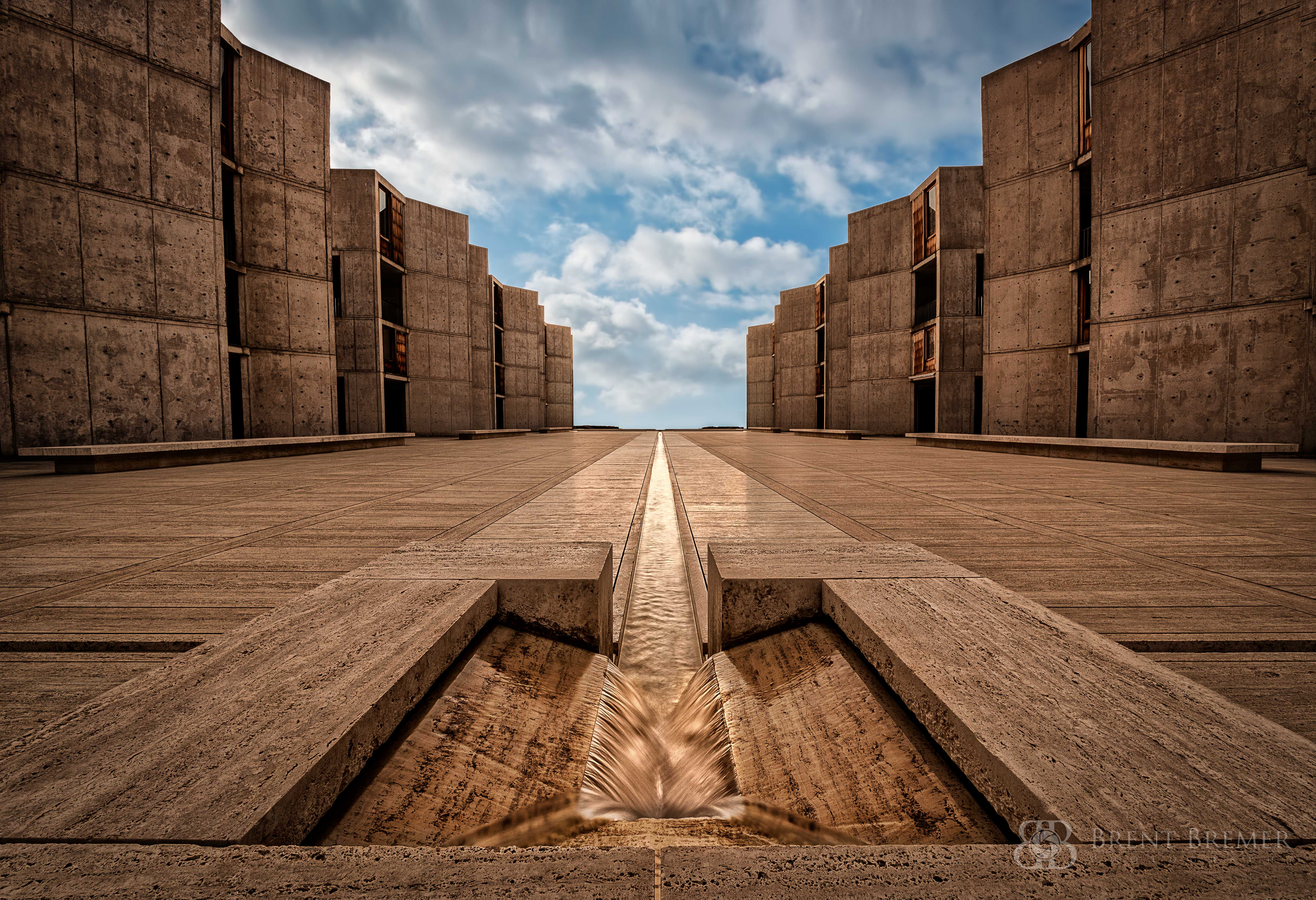 Salk Institute Symmetry