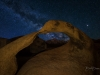 Mobius Arch Milky Way