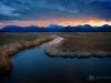 Owens River Sunset