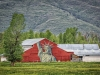 Utah Lady Liberty Barn