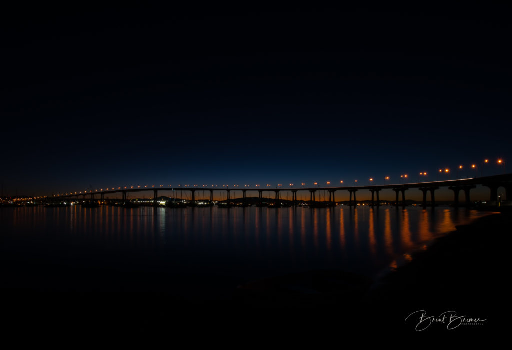 Coronado Bridge Dawn
